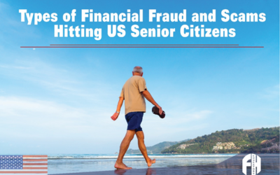 Types of Financial Fraud and Scams Hitting US Senior Citizens